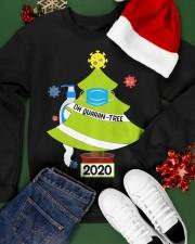 2020 OH QUARAN-TREE Crewneck Sweatshirt apparel-crewneck-sweatshirt-lifestyle-front-21