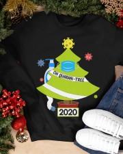 2020 OH QUARAN-TREE Crewneck Sweatshirt apparel-crewneck-sweatshirt-lifestyle-front-24