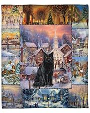 CAT LOVERS 47 Fleece Blanket tile