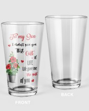 33-01 16oz Pint Glass front