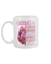 MY DEAR DAUGHTER 1 Mug back