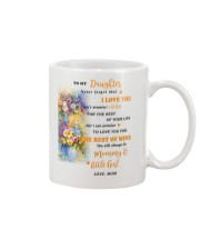 TO MY DAUGHTER FROM MOM 4 Mug front
