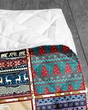 """CAT LOVERS 58 Quilt 40""""x50"""" - Baby aos-quilt-40x50-lifestyle-closeup-front-07"""