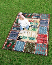 """CAT LOVERS 58 Quilt 40""""x50"""" - Baby aos-quilt-40x50-lifestyle-front-09"""