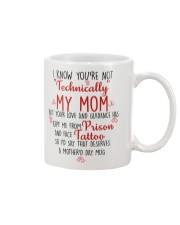 MY MOM Mug front