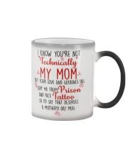 MY MOM Color Changing Mug thumbnail