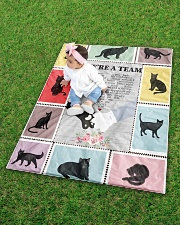 """CAT LOVERS 46 Quilt 40""""x50"""" - Baby aos-quilt-40x50-lifestyle-front-09"""