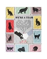 "CAT LOVERS 46 Quilt 40""x50"" - Baby front"