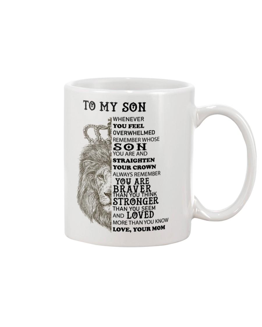 TO MY SON 1 Mug