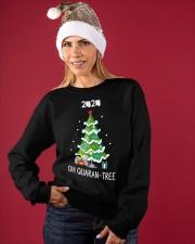 2020 OH QUARAN-TREE Crewneck Sweatshirt apparel-crewneck-sweatshirt-lifestyle-front-27