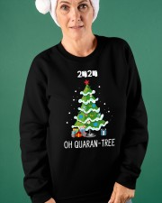 2020 OH QUARAN-TREE Crewneck Sweatshirt apparel-crewneck-sweatshirt-lifestyle-front-42