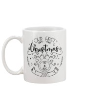OUR FIRST CHRISTMAS 2020  Mug back