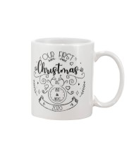 OUR FIRST CHRISTMAS 2020  Mug front