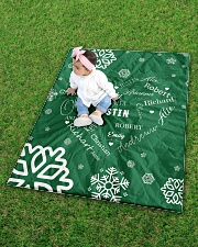 """CUSTOM FAMILY NAME - XMAS 2020 Quilt 40""""x50"""" - Baby aos-quilt-40x50-lifestyle-front-09"""