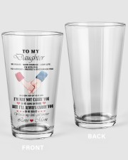 20-01 16oz Pint Glass front