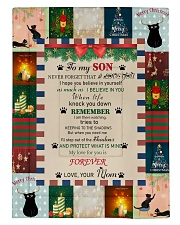 TO MY SON FROM MOM CAT LOVER Comforter - Twin XL thumbnail