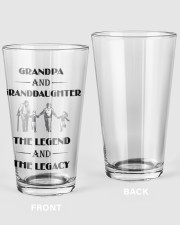 39-01 16oz Pint Glass front