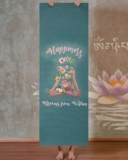 LIMITED EDITION 17 Yoga Mat 24x70 (vertical) aos-yoga-mat-lifestyle-29