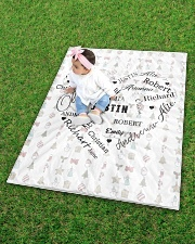 """CUSTOM FAMILY NAME - XMAS 2020 -2 Quilt 40""""x50"""" - Baby aos-quilt-40x50-lifestyle-front-09"""