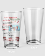 FAMILY-MUG-99-01 16oz Pint Glass front