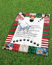 """CAT LOVERS 52 Quilt 40""""x50"""" - Baby aos-quilt-40x50-lifestyle-front-09"""