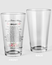 2-01 16oz Pint Glass front