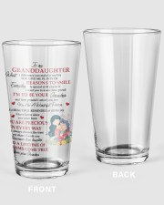 34-01 16oz Pint Glass front