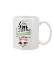XMAS GIFT TO AMAZING SON  Mug front