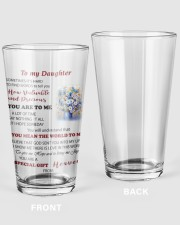 8 16oz Pint Glass front
