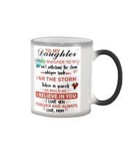 XMAS GIFT TO DAUGHTER FROM MOM  Color Changing Mug thumbnail