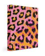 ALL ABOUT LEOPARDS  11x14 Gallery Wrapped Canvas Prints thumbnail