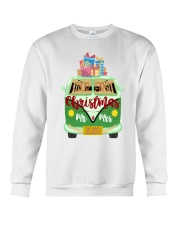 OUR FIRST CHRISTMAS 2020  Crewneck Sweatshirt front