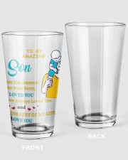 41-01 16oz Pint Glass front