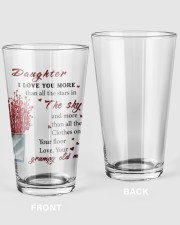 14-01 16oz Pint Glass front