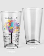 6-01 16oz Pint Glass front