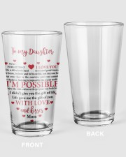 26-01 16oz Pint Glass front