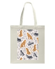 ALL ABOUT LEOPARDS Tote Bag thumbnail