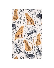 ALL ABOUT LEOPARDS Hand Towel thumbnail