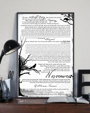 POEM THE RAVEN - LIMITED EDITION 11x17 Poster lifestyle-poster-2