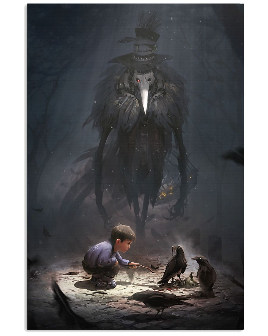 THE RAVEN - LIMITED EDITION 11x17 Poster