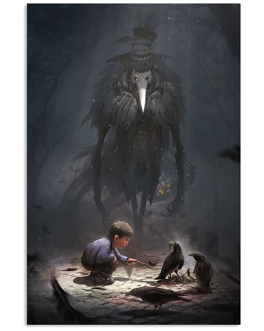 THE RAVEN - LIMITED EDITION 24x36 Poster