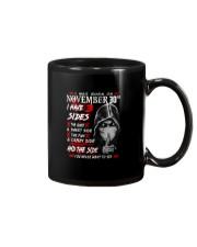 NOVEMBER MAN 3 SIDE 30TH Mug thumbnail