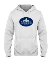 Impeachment Defense Team - I Stand With 45 Shirt - Hooded Sweatshirt thumbnail