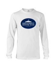 Impeachment Defense Team - I Stand With 45 Shirt - Long Sleeve Tee thumbnail