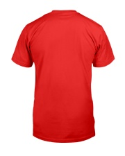 Official Red Wave Pro-Trump Movement  Premium Fit Mens Tee back
