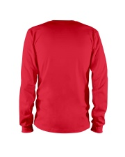 Official Red Wave Pro-Trump Movement  Long Sleeve Tee back