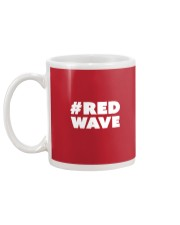 Official Red Wave Pro-Trump Movement  Mug back