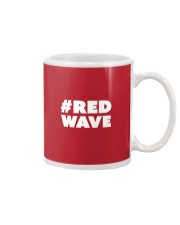 Official Red Wave Pro-Trump Movement  Mug tile