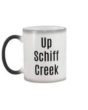 Up Schiff Creek Color Changing Coffee Tea Mug Color Changing Mug color-changing-left