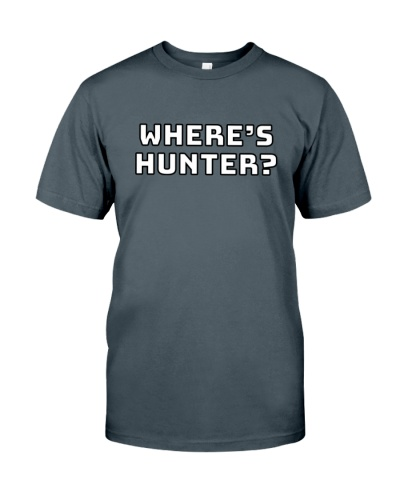 Where's Hunter Shirt -- Trump's Minneapolis Rally